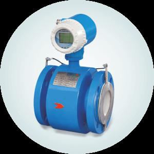 Electromagnetic Flow Meter 6410