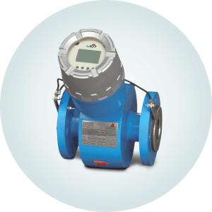 Battery Powered Electromagnetic Flow Meters 6440