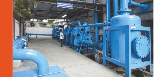 flow meter calibration services