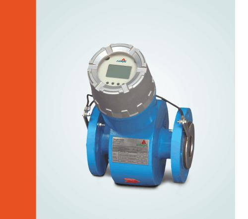 MagBP 6440 Full Bore Electromagnetic Flow Meter