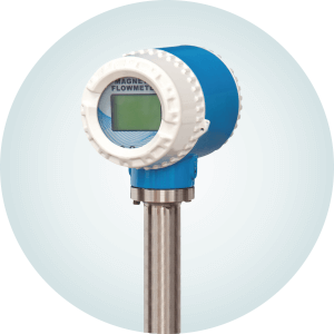 MagProbe 6450 Insertion Type Electromagnetic Flow Meters
