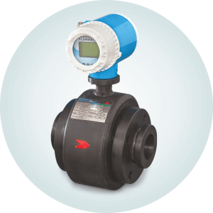 Plastic Body Electromagnetic Flow Meter 6420 HDPE
