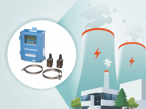 flowmeters for power sector